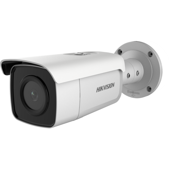 Hikvision DS-2CD2T85FWD-I8 (B) 8 MP WDR fix EXIR IP csőkamera 80 m IR-távolsággal