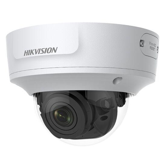 HIKVISION DS-2CD2783G1-IZS 8 MP WDR motoros zoom EXIR IP dómkamera; hang be- és kimenet