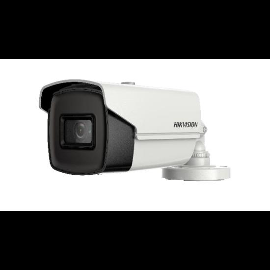 Hikvision DS-2CE16U1T-IT3F 8 MP THD fix EXIR csőkamera; OSD menüvel; TVI/AHD/CVI/CVBS kimenet