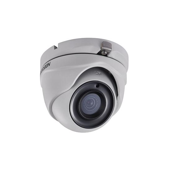 Hikvision DS-2CE56H0T-ITME 5 MP THD fix EXIR dómkamera; OSD menüvel; PoC
