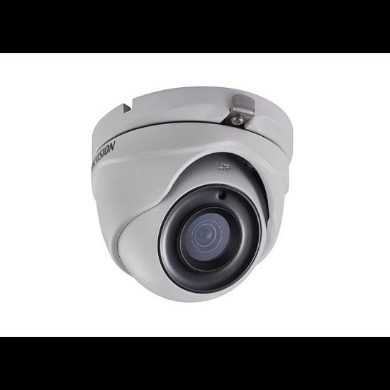 Hikvision DS-2CE56H0T-ITME 5 MP THD fix EXIR dómkamera OSD menüvel PoC