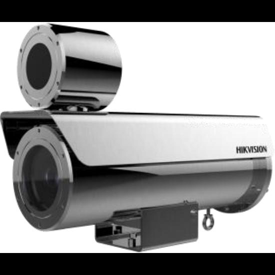 HIKVISION DS-2XE6422FWD-IZHS 2 MP WDR varifokális robbanásbiztos EXIR IP csőkamera; hang be- és kimenet