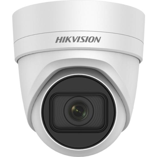HIKVISION DS-2CD2H25FHWD-IZS 2 MP WDR motoros zoom EXIR IP dómkamera; hang be- és kimenet; 50 fps