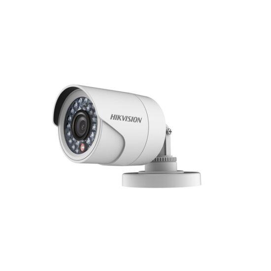 Hikvision DS-2CE16D0T-IRPF 2 MP THD fix IR csőkamera; TVI/AHD/CVI/CVBS kimenet