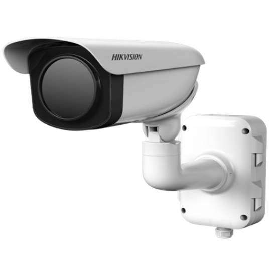 HIKVISION DS-2TD2366-100 IP hőkamera 640x512; 6.23°x4.98°; csőkamera kivitel; ±8°C; -20°C-150°C