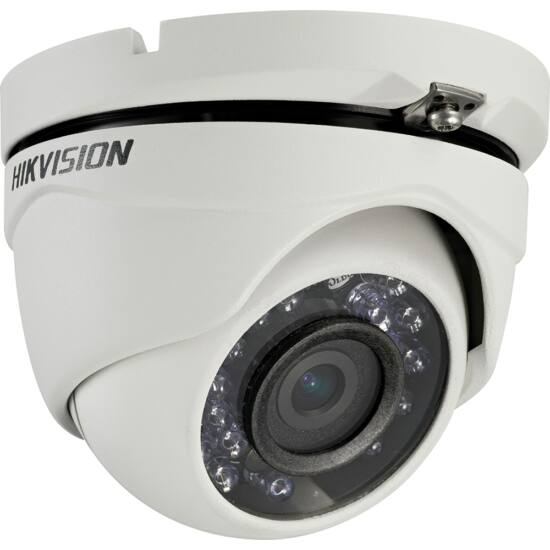 Hikvision AE-VC021P-IRS Analóg mobil IR fix dómkamera; hangkimenet és mikrofon