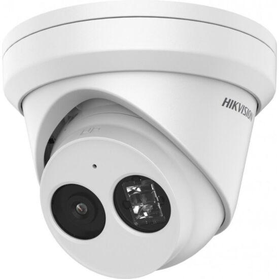 HIKVISION DS-2CD2363G2-IU 6 MP WDR fix EXIR IP dómkamera; beépített mikrofon