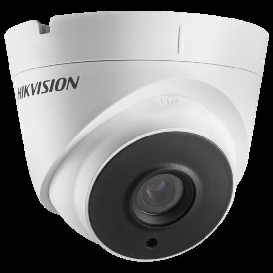 Hikvision DS-2CE56D8T-IT3F 2 MP THD WDR fix EXIR dómkamera; OSD menüvel; TVI/AHD/CVI/CVBS kimenet