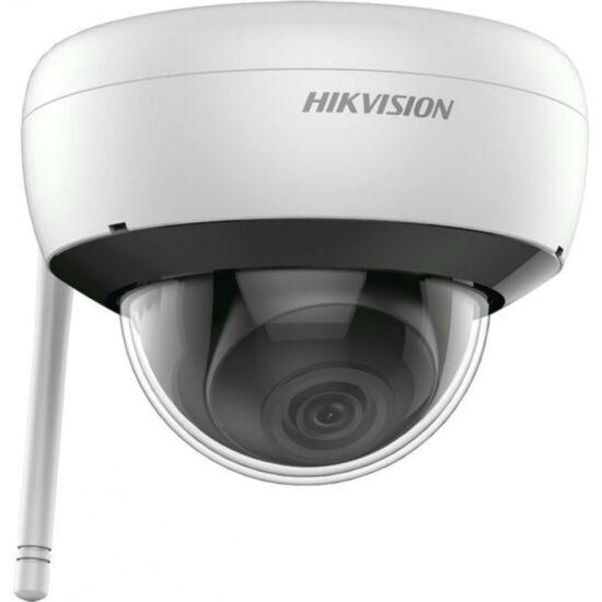 HIKVISION DS-2CD2141G1-IDW1 4 MP WiFi fix IR IP dómkamera; beépített mikrofon;