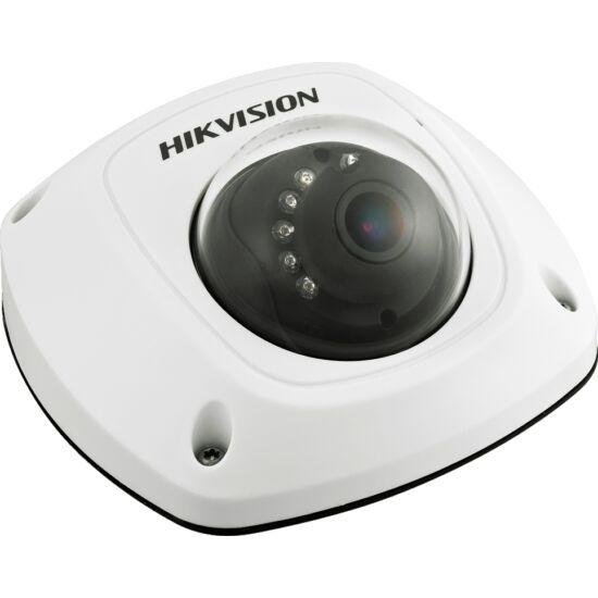 HIKVISION AE-VC011P-IRS Analóg mobil IR fix dómkamera; 700 TVL; hangkimenet és mikrofon