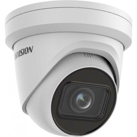 HIKVISION DS-2CD2H83G2-IZS 8 MP WDR motoros zoom EXIR IP dómkamera; hang I/O; riasztás I/O