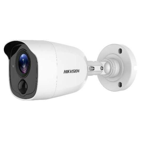 Hikvision DS-2CE11H0T-PIRL 5 MP THD fix EXIR csőkamera; OSD menüvel; PIR mozgásérzékelővel