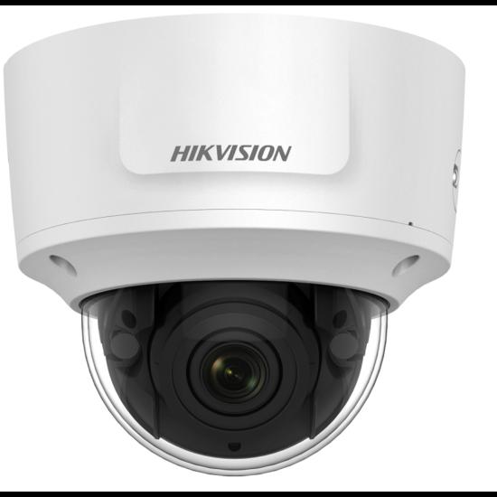 Hikvision DS-2CD2783G0-IZS 8 MP WDR motoros zoom EXIR IP dómkamera; hang be- és kimenet