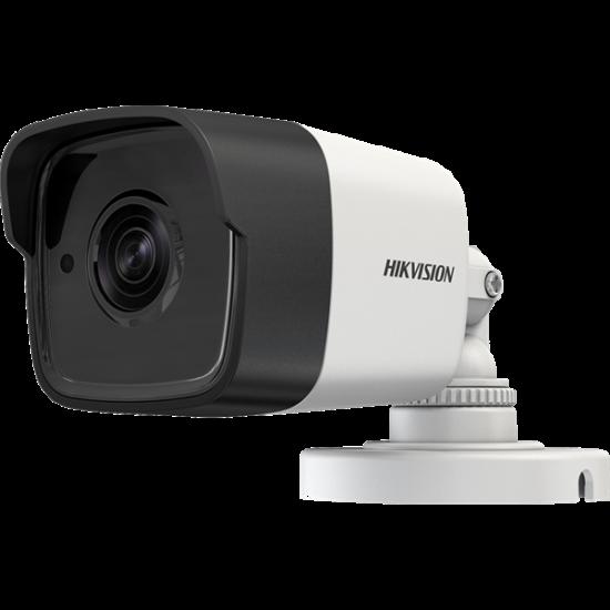Hikvision DS-2CE16H0T-ITPF 5 MP THD fix EXIR csőkamera; OSD menüvel; TVI/AHD/CVI/CVBS kimenet
