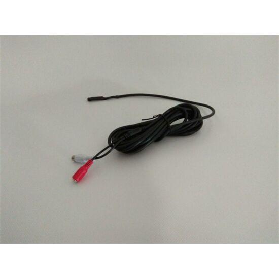 EONBOOM MIC-A CCTV mikrofon, max. 60m2, kábel