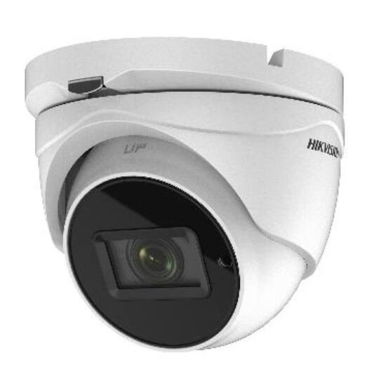 Hikvision DS-2CE79U8T-IT3Z 8 MP THD motoros zoom EXIR dómkamera OSD menüvel