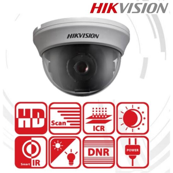 HIKVISION BIZHIKDS2CE56D0TIRMMF36 4in1 Analóg dómkamera - DS-2CE56D0T-IRMMF
