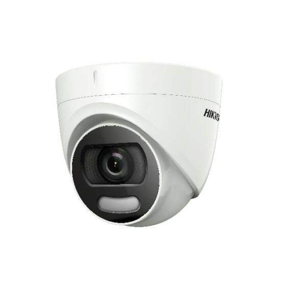 Hikvision DS-2CE72DFT-F 2 MP ColorVu THD WDR fix dómkamera OSD menüvel