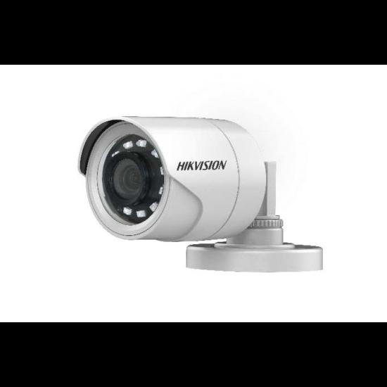 Hikvision DS-2CE16D0T-I2PFB 2 MP THD fix IR csőkamera; OSD menüvel; beépített balun