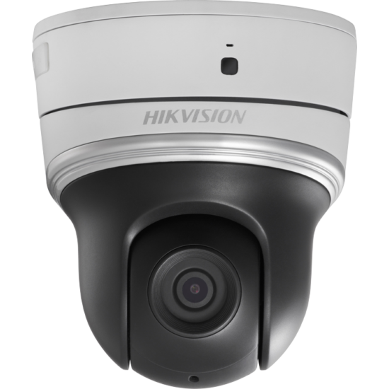 HIKVISION DS-2DE2204IW-DE3-W 2 MP EXIR mini WiFi IP PTZ dómkamera; 4x zoom