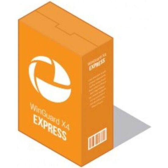 ADVANCIS WG-X-BASESW WinGuard X4 Express alapszoftver