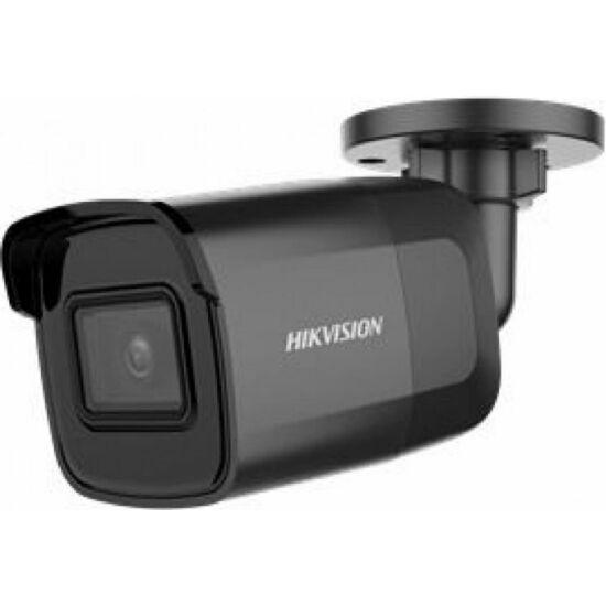 HIKVISION DS-2CD2085FWD-I-B 8 MP WDR fix EXIR IP csőkamera; fekete