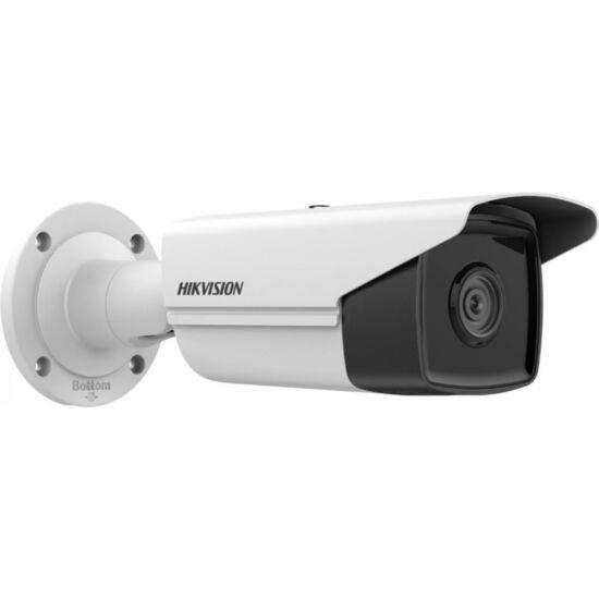 HIKVISION DS-2CD2T43G2-4I 4 MP WDR fix EXIR IP csőkamera 80 m IR-távolsággal