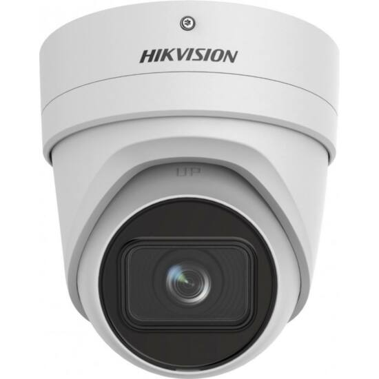 HIKVISION DS-2CD2H26G2-IZS 2 MP AcuSense WDR motoros zoom EXIR IP dómkamera; hang I/O; riasztás I/O