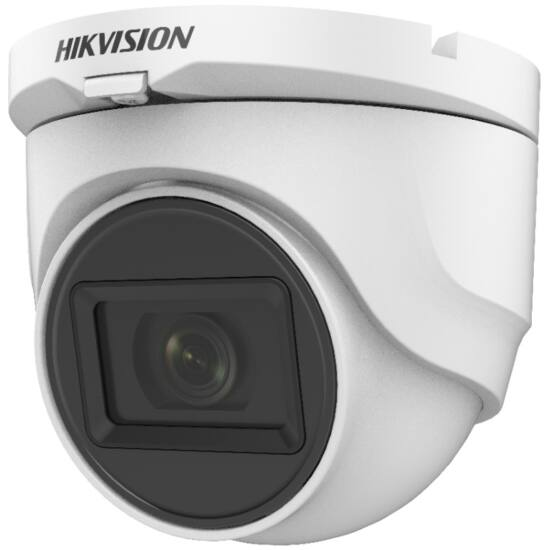 HIKVISION DS-2CE76D0T-ITMF-2-8MM 2 MP THD fix EXIR dómkamera; TVI/AHD/CVI/CVBS kimenet