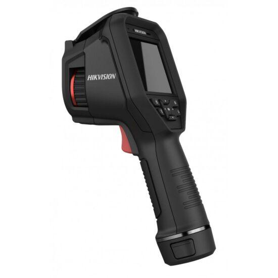 HIKVISION DS-2TP21B-6AVF-W Hordozható, testhőmérsékletre optimalizált hő- és láthatófény kamera; kijelző; WiFi;audio alarm