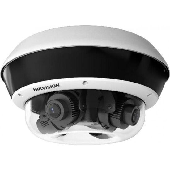 HIKVISION DS-2CD6D24FWD-IZHS PanoVu Flexible 4x2 MP vandálbiztos EXIR IP panorámakamera; hang és riasztás be- és kimenet