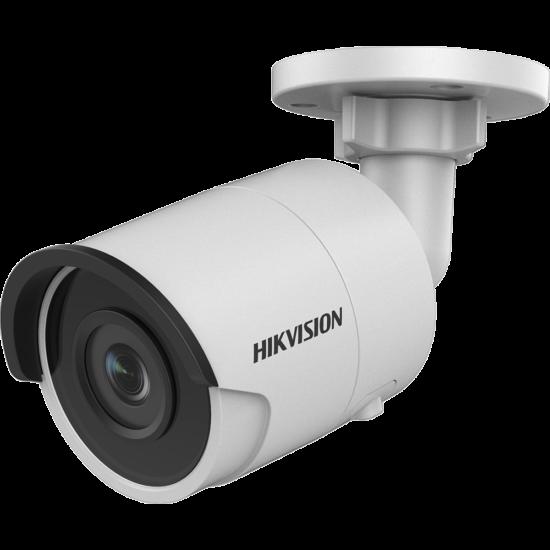 Hikvision IP csőkamera - DS-2CD2025FWD-I (2MP, 4mm, kültéri, H265/H265+, IP67, EXIR30m, D&N(ICR), 3DNR, WDR, SD, PoE)