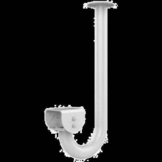 HIKVISION DS-1269ZJ Mennyezeti hattyúnyakkonzol box- és zoomkamerához; alumínium; fehér
