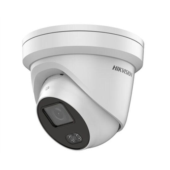 Hikvision DS-2CD2347G1-L 4 MP WDR fix EXIR ColorVu IP dómkamera