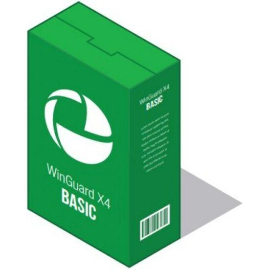 ADVANCIS WG-B-BASESW WinGuard X4 Basic alapszoftver