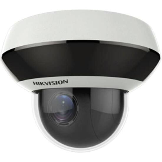 HIKVISION DS-2DE2A404IW-DE3-2-8-12MM 4 MP IR IP mini PTZ dómkamera; 4x zoom; 12 VDC/PoE