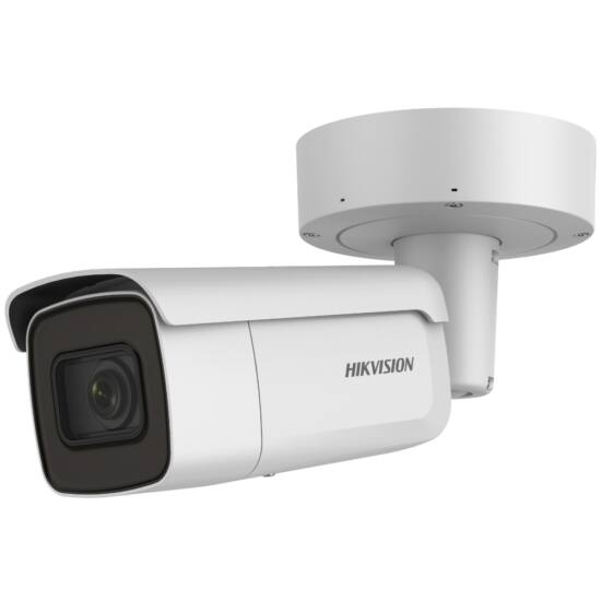 HIKVISION DS-2CD2686G2-IZS 8 MP AcuSense WDR motoros zoom EXIR IP csőkamera; hang I/O; integrált RJ45