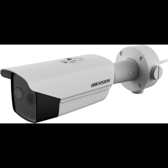 HIKVISION DS-2TD2617-6-V1 IP hő- 53°x30° kamera; ±8°C; -20°C-150°C