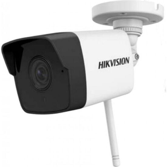 HIKVISION DS-2CV1021G0-IDW1 2 MP WiFi fix EXIR IP csőkamera; beépített mikrofon