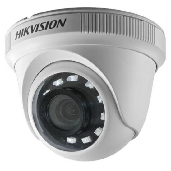HIKVISION DS-2CE56D0T-IRF-2-8MM 2 MP THD fix IR dómkamera; TVI/AHD/CVI/CVBS kimenet