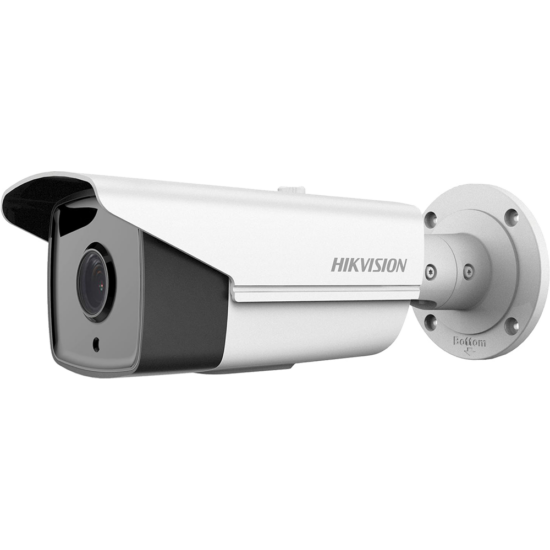 Hikvision DS-2CD2T85FWD-I8 8 MP WDR fix EXIR IP csőkamera 80 m IR-távolsággal