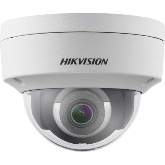 Hikvision DS-2CD2146G1-IS 4 MP AcuSense WDR fix EXIR IP dómkamera hang/riasztás be- és kimenet