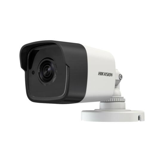 Hikvision DS-2CE16D0T-ITPFS 2 MP THD fix EXIR csőkamera; TVI/AHD/CVI/CVBS kimenet; beépített mikrofon; koax audio