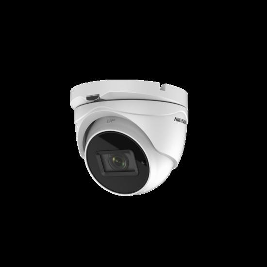 HIKVISION DS-2CE79U1T-IT3ZF 8 MP THD motoros zoom EXIR dómkamera; OSD menüvel