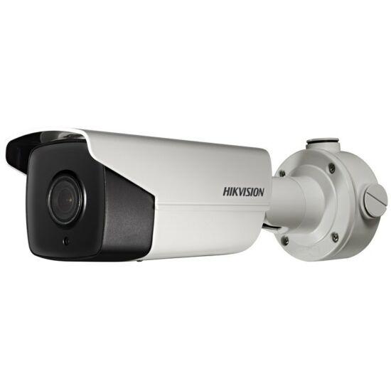 Hikvision DS-2CD4A26FWD-IZHS/P 2 MP WDR DarkFighter motoros zoom EXIR Smart rendszámolvasó IP csőkamera; hang be- és kimenet