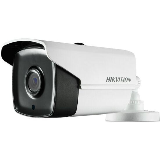 Hikvision DS-2CE16H0T-IT5E 5 MP THD fix EXIR csőkamera; OSD menüvel; PoC