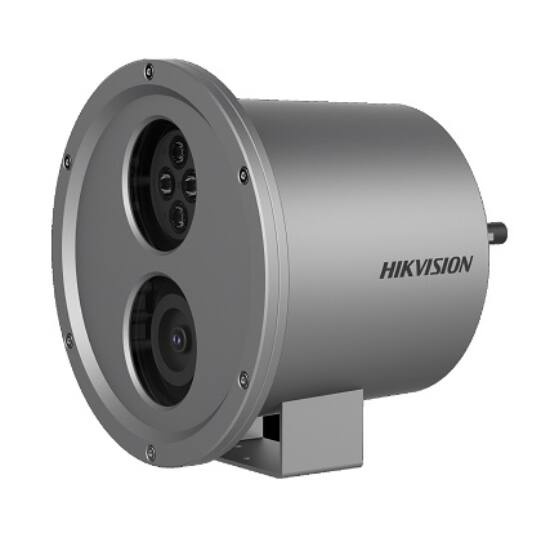 HIKVISION DS-2XC6224G0-L 2 MP WDR vízalatti láthatófény megvilágítós fix IP csőkamera