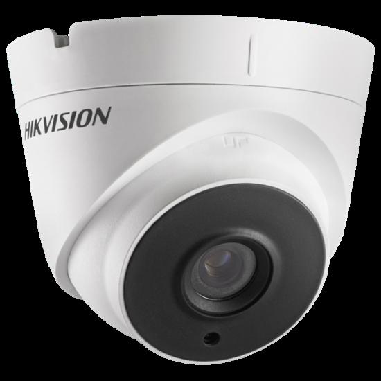 Hikvision 4in1 Analóg turretkamera - DS-2CE56D0T-IT1F (2MP, 2,8mm, kültéri, EXIR20m, D&N(ICR), IP66, DNR)