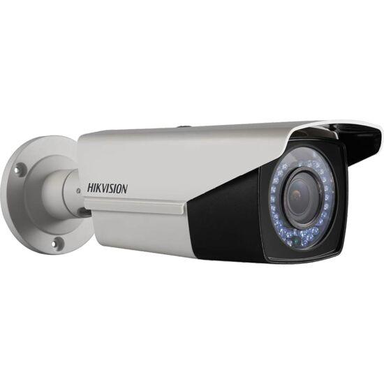 Hikvision DS-2CE16D1T-VFIR3F 2 MP THD varifokális IR csőkamera; OSD menüvel; TVI/AHD/CVI/CVBS kimenet
