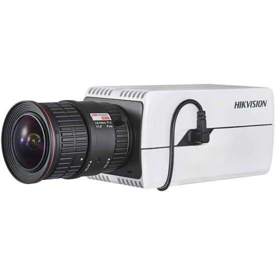 HIKVISION DS-2CD50C5G0-AP 12 MP WDR DarkFighter Smart IP boxkamera; P-írisz
